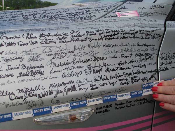 NCC member signatures