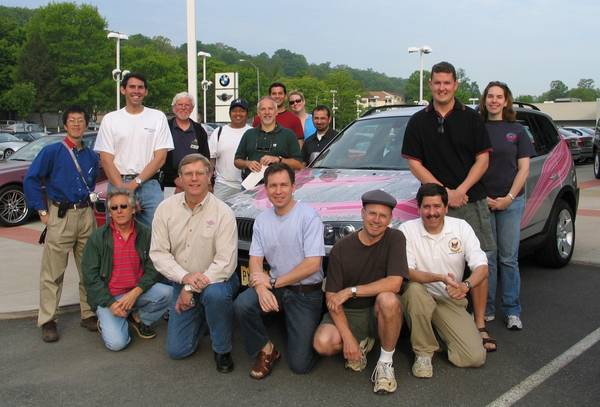 Komen_Foundation2004_Ultimate_Drive_BMWCCA_FleetTransportTeam1
