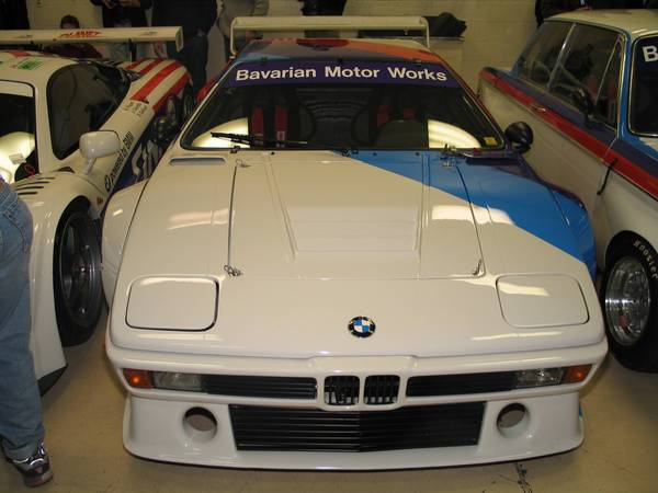 BMWNA Vintage Collection M1