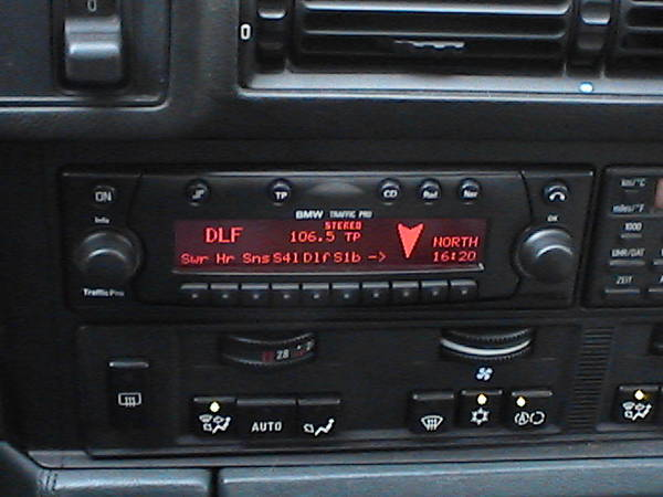 BMW Traffic Pro