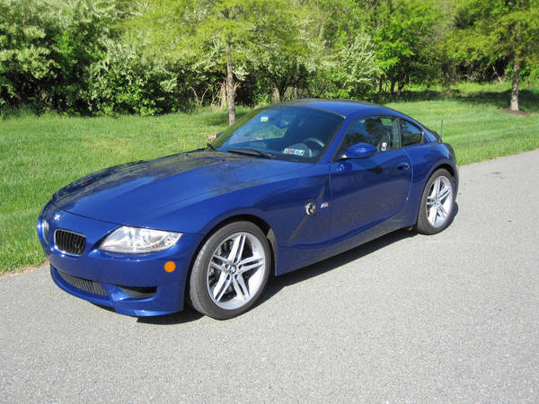 2007 Z4 M coupe