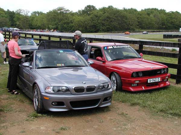 M3's new and not so new