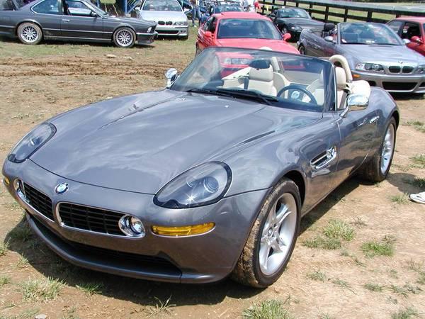 2002 Z8 (Stratus Metallic/Crema)