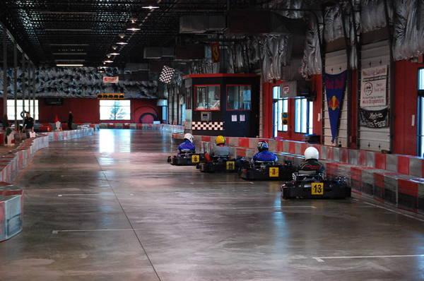 Karting Event No. 9, 3-9-08