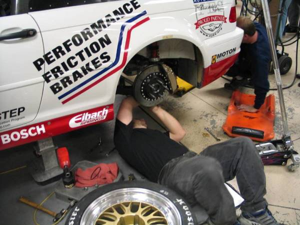 E46 M3 Prep for Daytona