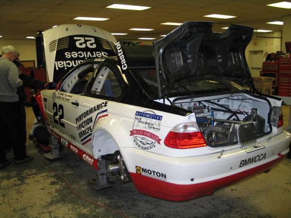 Prep for Daytona