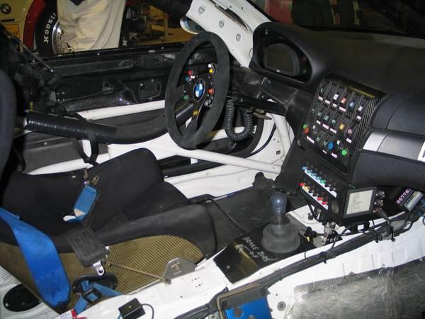 E46 M3 Interior