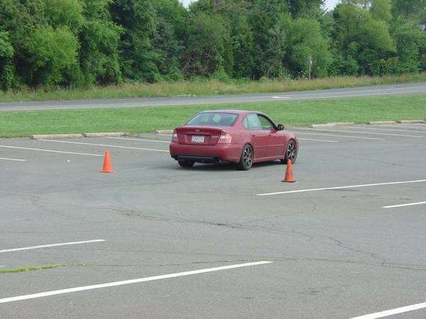 Autocross 7-16-2005
