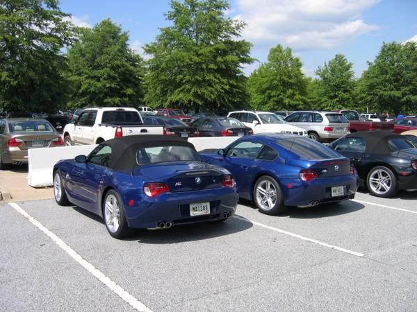 ///M School/Club Day May 2006