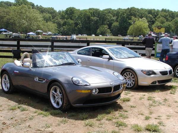 2002 Z8 & 2005 645 Ci