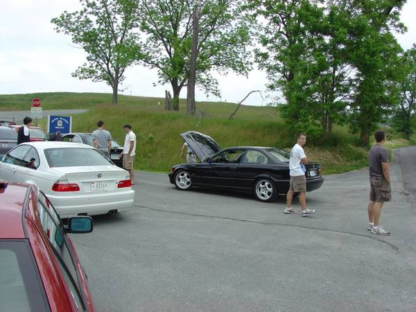 NCC Autocross Event 2 - 2006