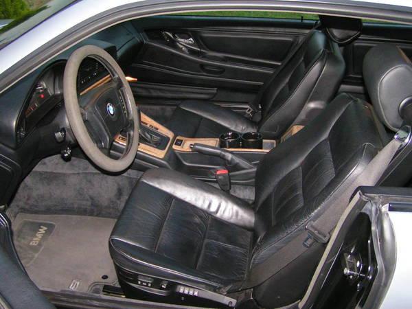 Driver Side Interior