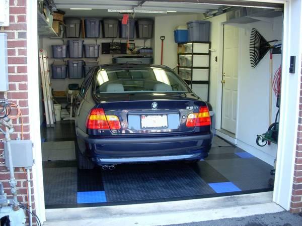 Floor Matchs Car Color