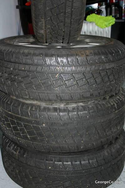 Snow Tires 4