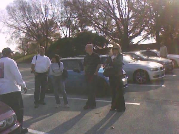 Hagley-Longwood Fall Tour 2009