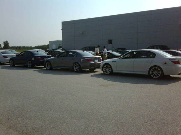 BMW Performance Center Club Day Spring 2010